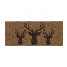 Coir - Insert Mat - Stags head