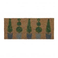 Coir - Insert Mat -Topiary
