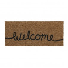 Coir - Insert Mat -Welcome