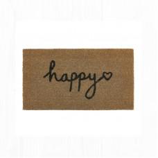 Coir Mats -Happy