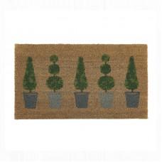 Coir Mats -Topiary