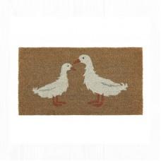 Coir Mats -Love Ducks