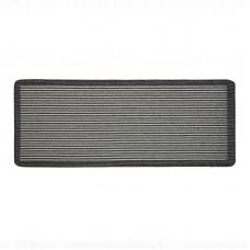 Stripe - Charcoal Mat