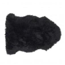 Genuine Sheepskin - Black