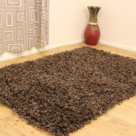 Dumroo Shaggy - Chocolate Brown
