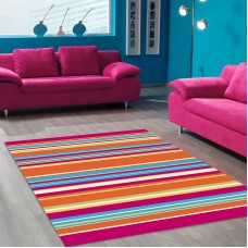 Flash - Stripes Pink Multi