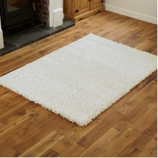 Everest Shaggy - Cream - 5cm Thick Pile
