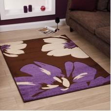 Fleur - Brown Purple