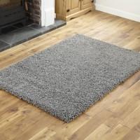 Everest Shaggy - Anthracite / Dark Grey- 5cm Thick Pile