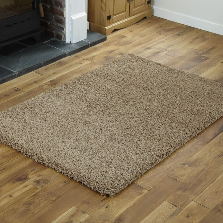 Everest Shaggy - Beige- 5cm Thick Pile
