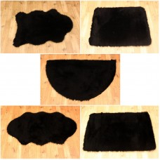 Sheepskin Clearance - Black