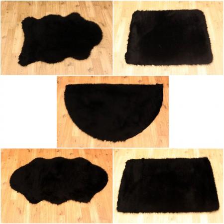 Sheepskin Clearance - Black