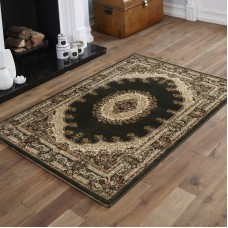 Empire Green Runner Rug