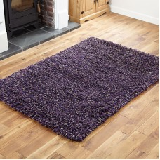 Unirocks Lilac and Purple Wool Rug