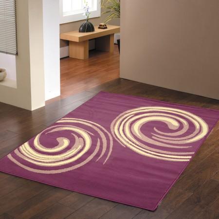 Alpha 36 - Patina Swirls Purple