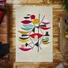 Inaluxe - Multicoloured Designer Rug