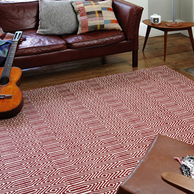 Reasons to Decorate with Flatweave Rugs