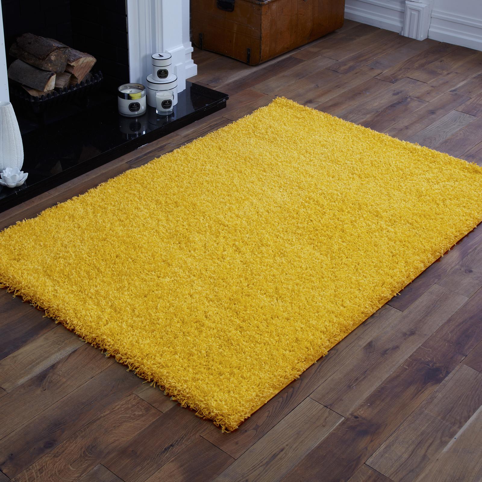 Everest Shaggy - Lemon Yellow