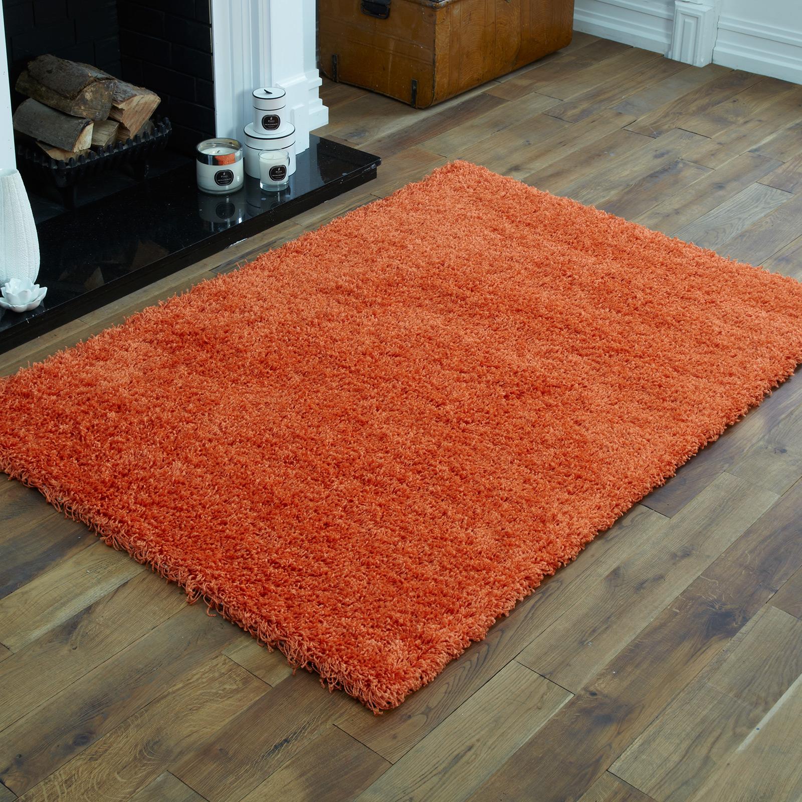 Everest Shaggy - Orange