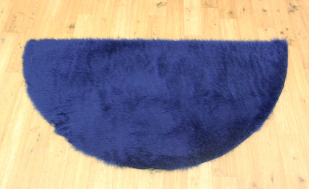 Sheepskin - Dark Blue