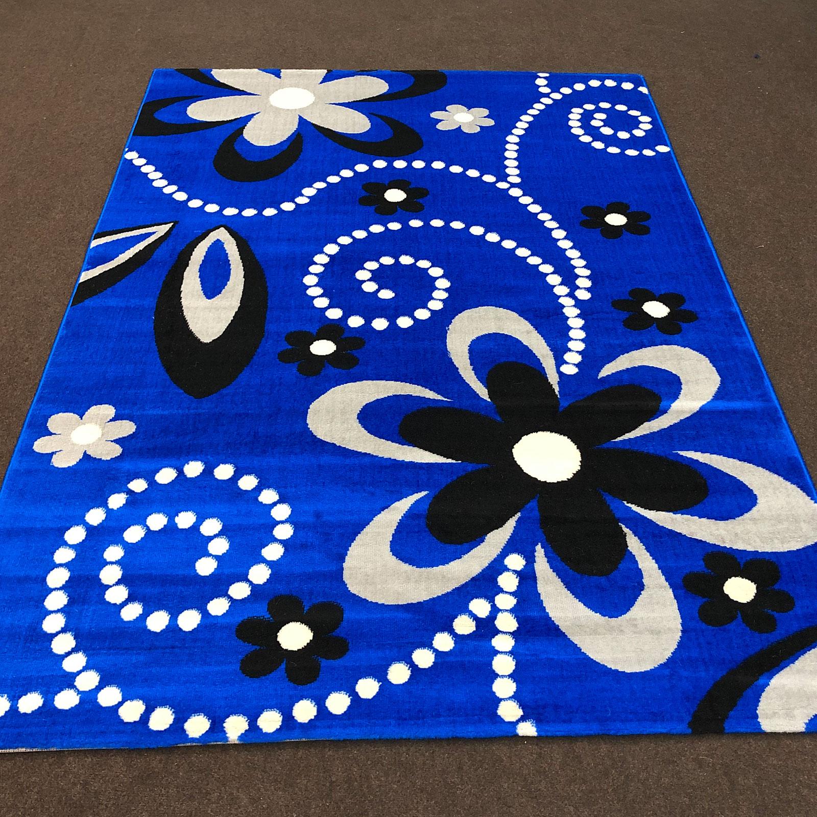 Alpha 110 - Flower - Blue Black