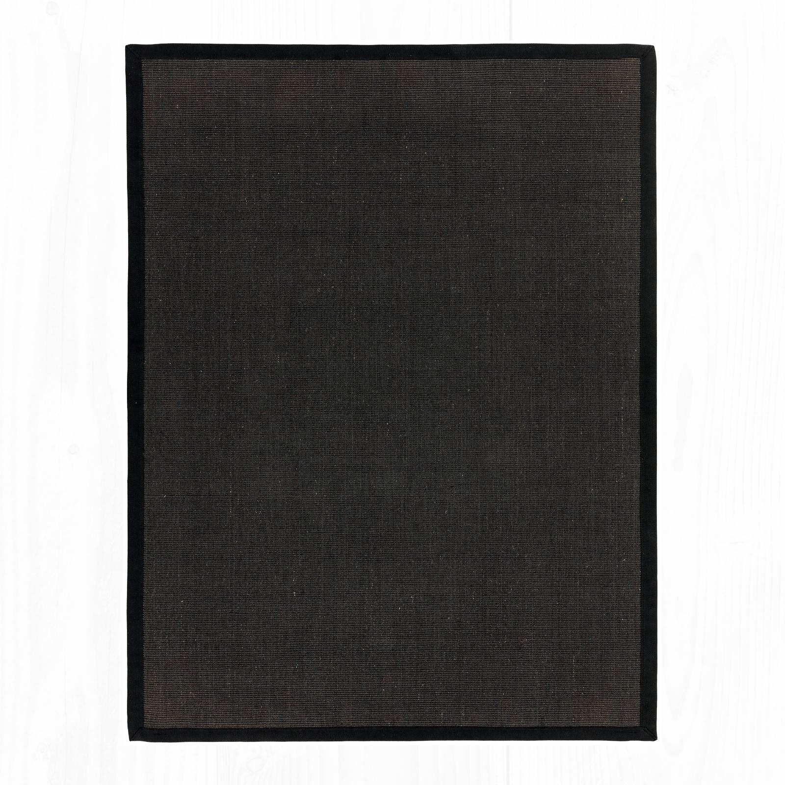 Sisal - Black/Black