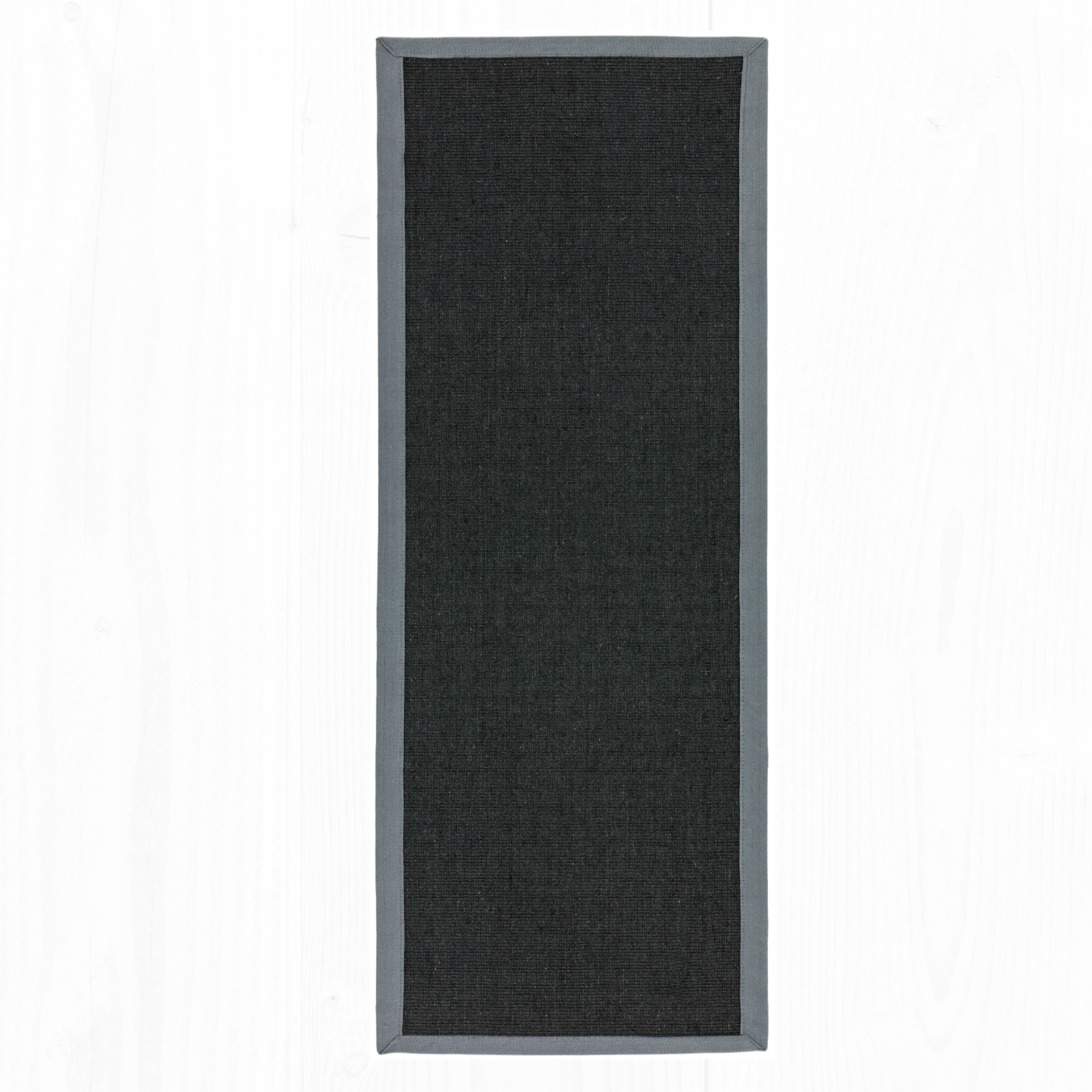 Sisal - Black/Grey