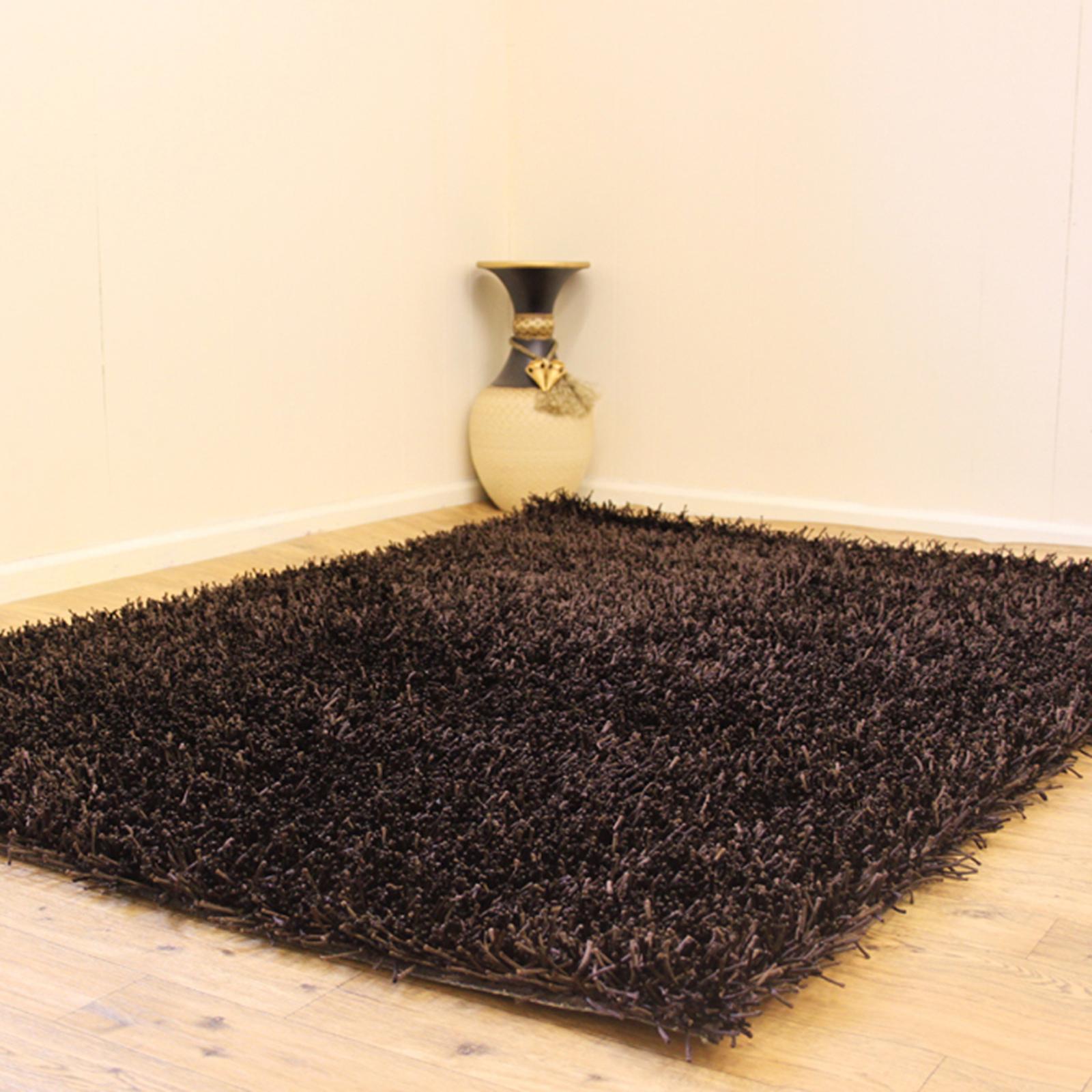 117 5cm Pile - Chocolate Brown