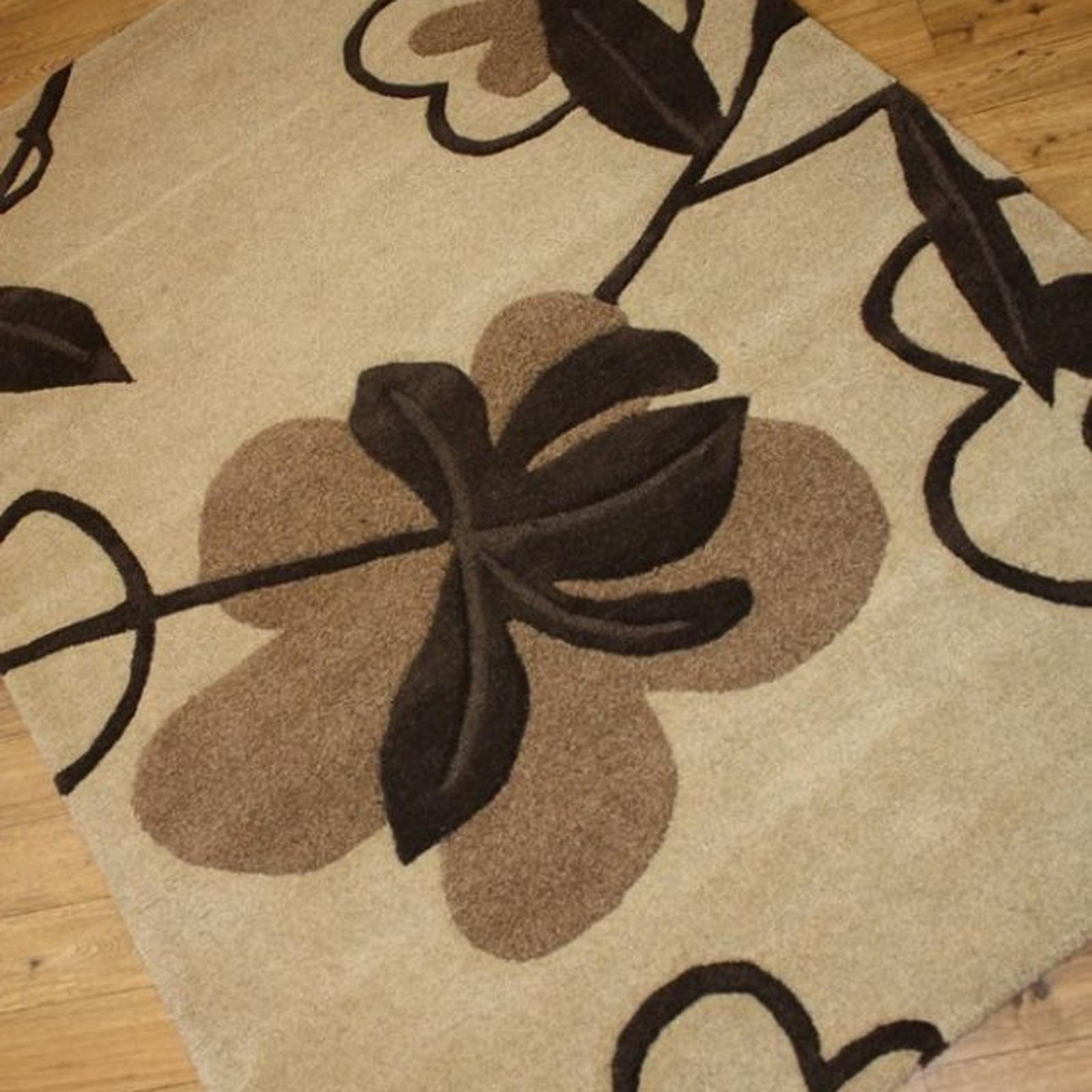 Indian Wool Erica - Beige