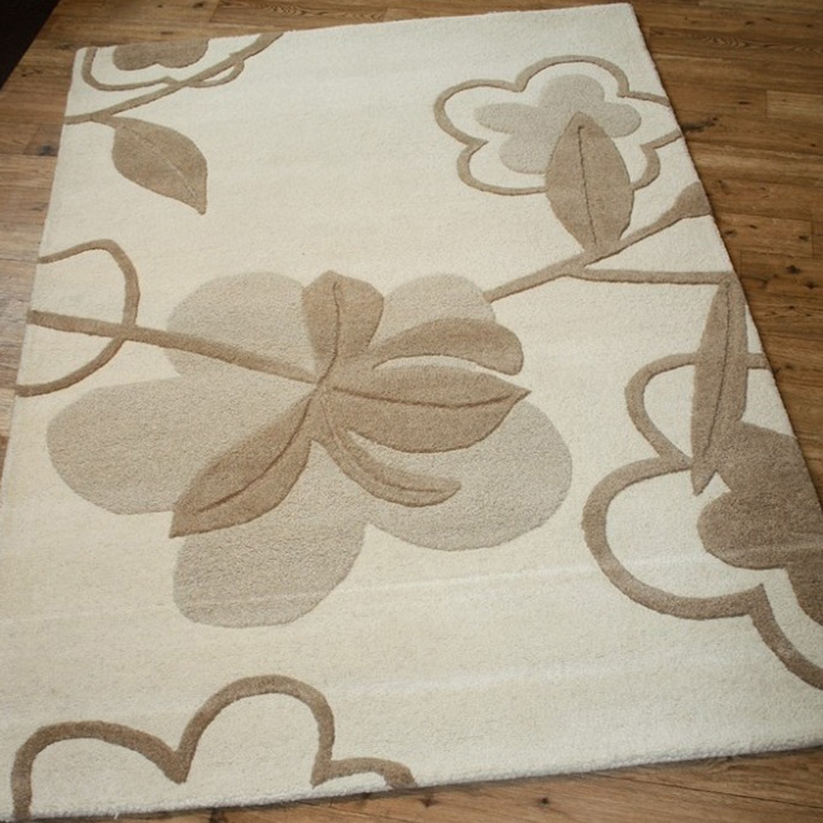 Indian Wool Erica - Ivory