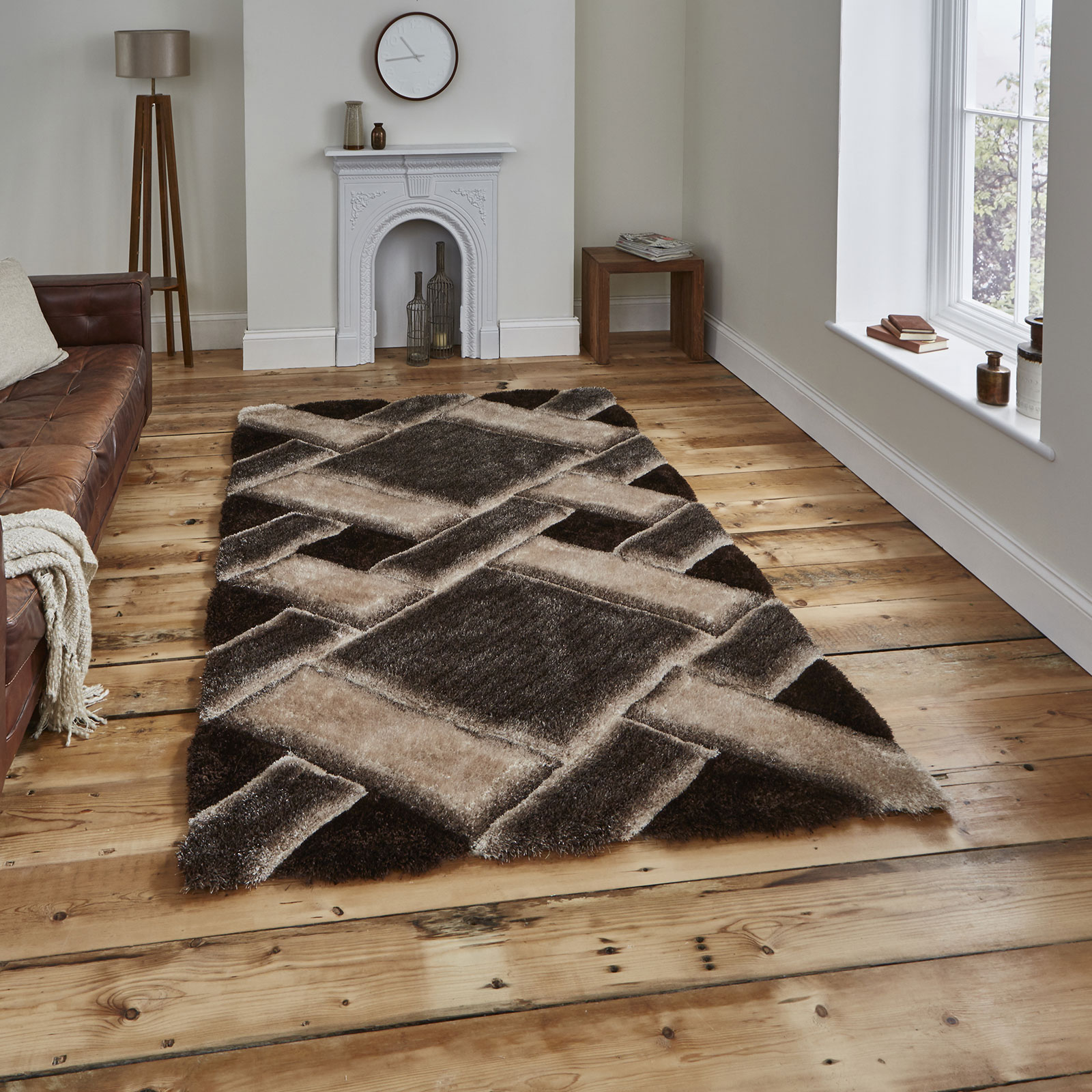 Noble House NH9716 - Beige Brown