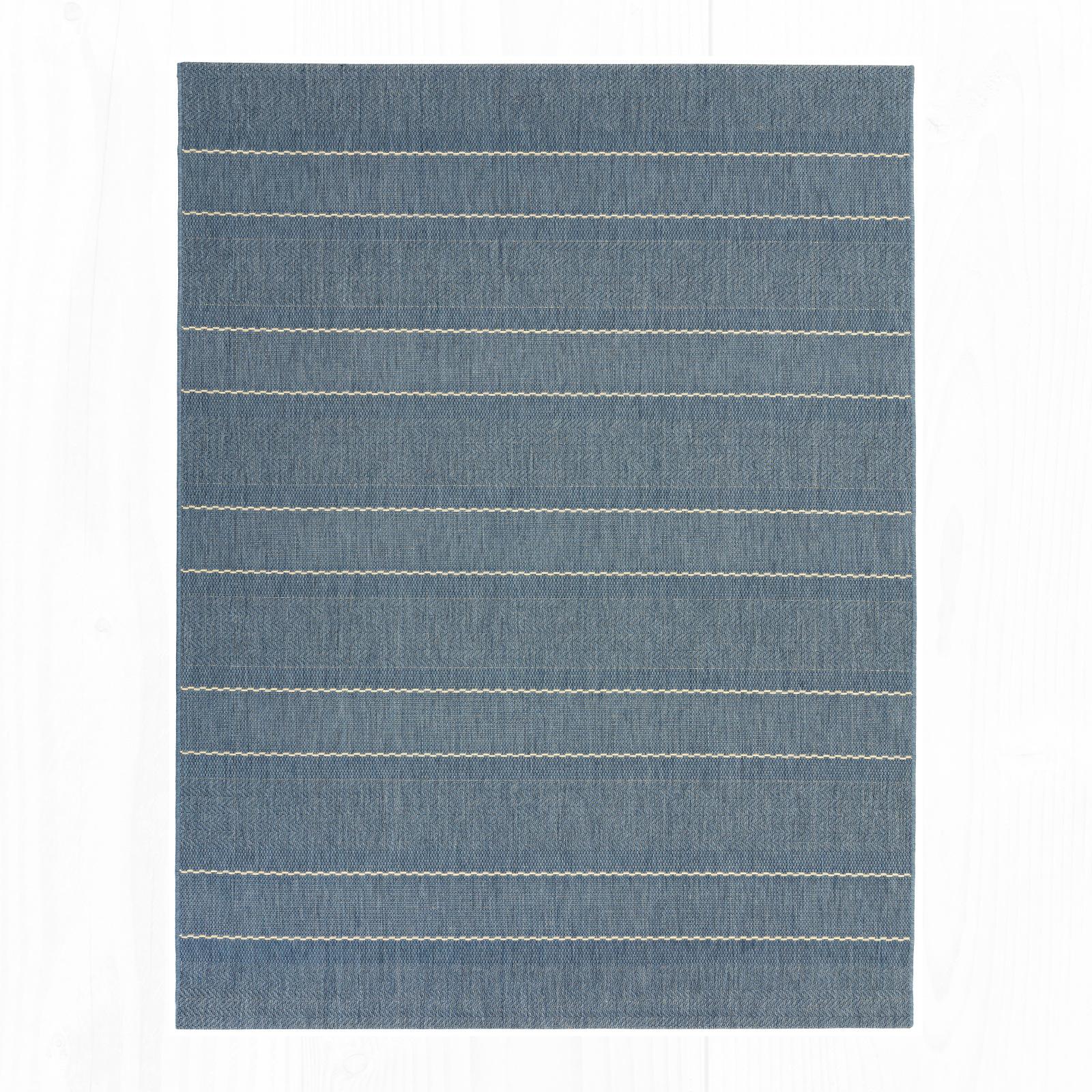 Patio - 10 Blue Stripe