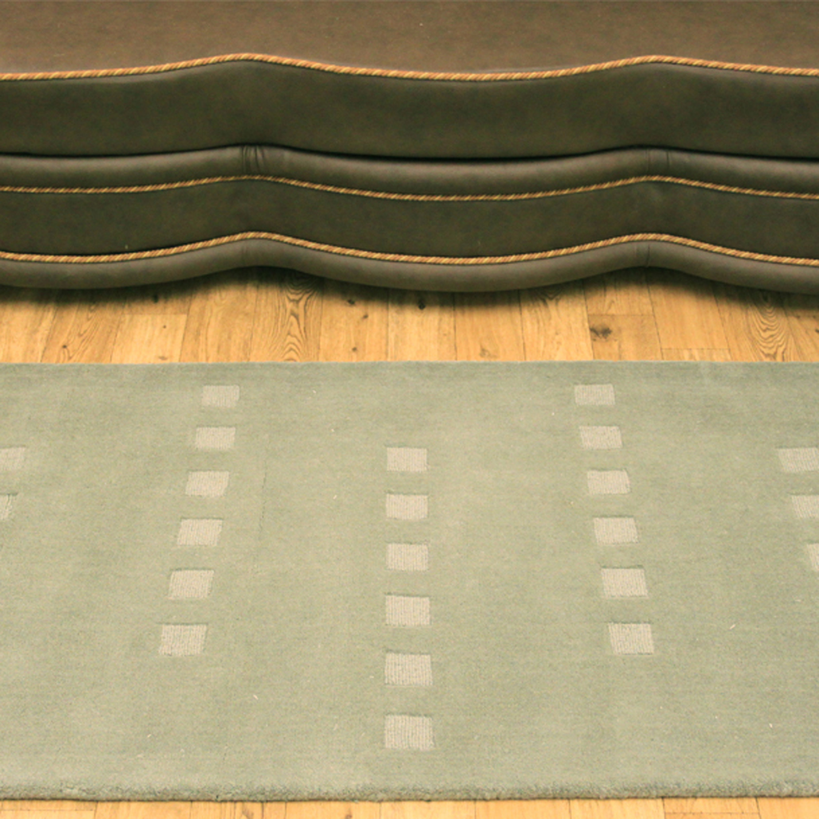 Indian Wool Pulse Soft - Green