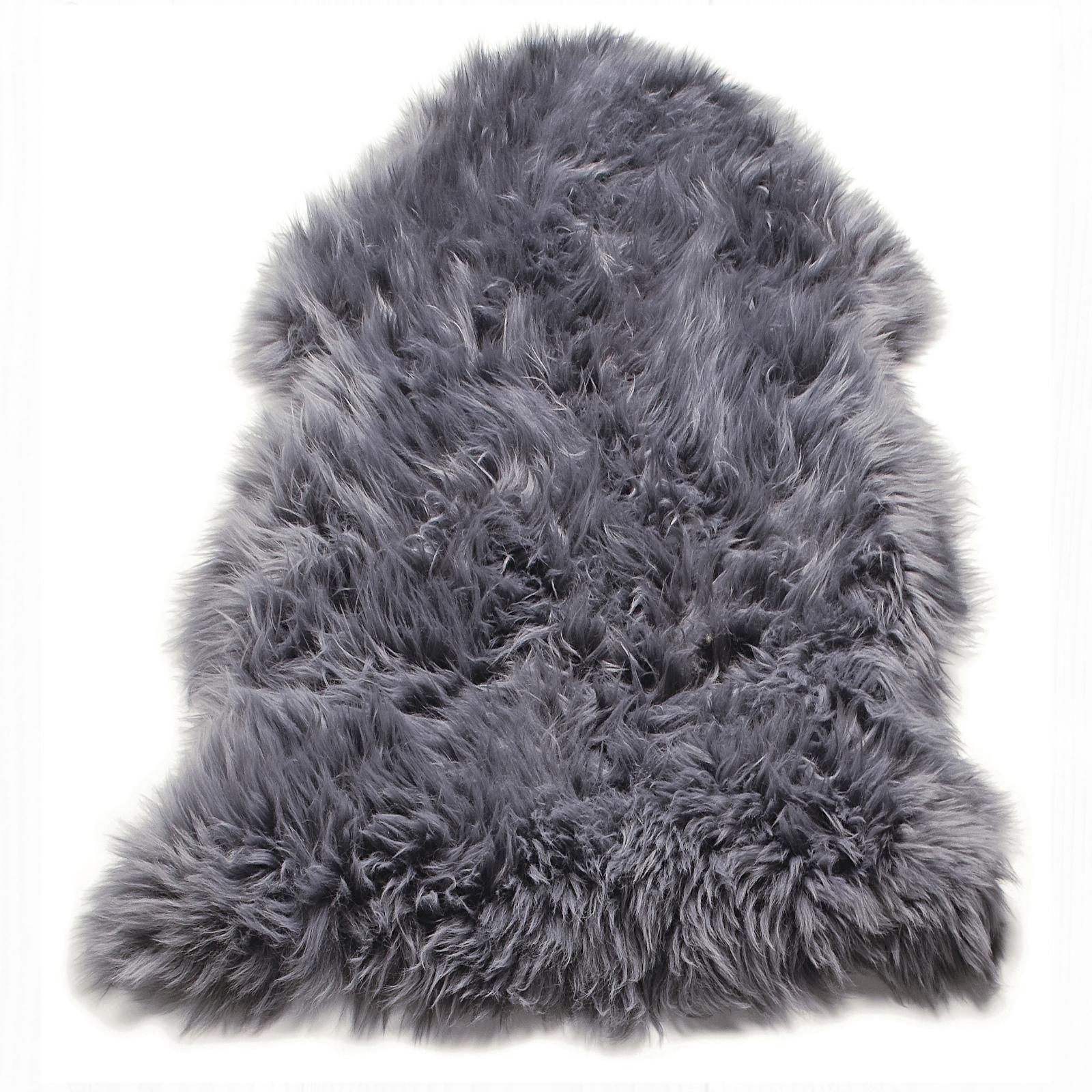 Sheepskin Colours - Grey