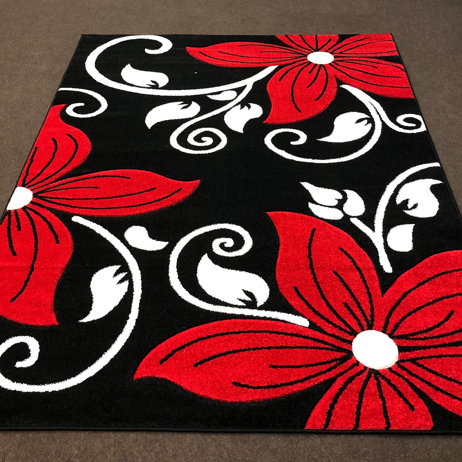 Vogue PA15 - Black Red
